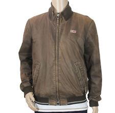 Cappotti e giacche da uomo lunghezza ai fianchi marrone l  9bd335e7092