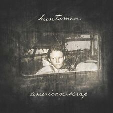 HUNTSMEN - AMERICANA SCRAP (GOLD SPLATTER)   VINYL LP NEW+