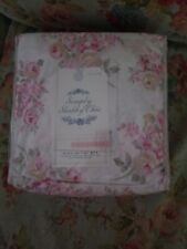 New Simply Shabby Chic King Rose Bloom Duvet Set fromthe Blush Beauty Collection