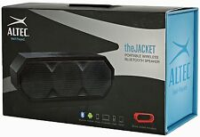 Altec Lansing the Jacket Bluetooth Speaker +Interchangeable Silicon- Brand New!