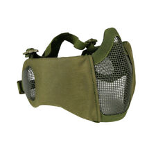 Tactical Protective Airsoft Mask Gofuly GREEN