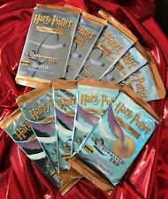 2001 Harry Potter Quidditch Cup - Expert Level - 10 pack lot!