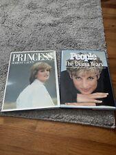 Princess Diana book lot