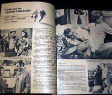 1964 Screen Stories ELKE SOMMER - MAUREEN O'SULLIVAN Tarzan (NM COPY)