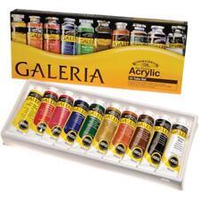 Winsor & Newton Galeria Acrylic Paint 60ml 10/Pkg artist set 2190517