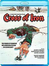 Cross of Iron (Blu-ray Disc, 2018) MINT