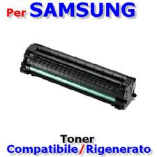 Cartuccia laser toner nero MLT-D1042S SU737A COMPATIBILE CON Samsung ML-1660