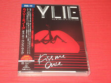 KYLIE MINOGUE Kiss Me Once Live At The SSE Hydro JAPAN DVD + 2 CD