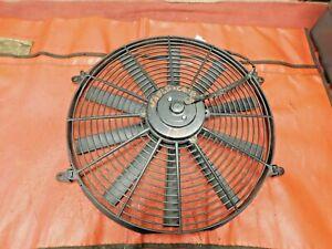 "Triumph, MG, Austin Healey,Jaguar, 17"" Electric Cooling Fan, !!"