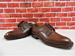 New Loake Mens Shoes Goodwood Brown Tan Full Grain Country UK 6 F US 7 EU 40