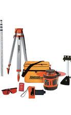 Johnson Laser Level and Tripod Kit 40-6515 40-6335 40-6705 40-6310