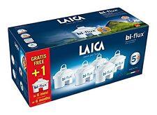 Laica F6S Cartuccia Filtrante Bi-Flux, 6 Pezzi x 6 mesi di utilizzo