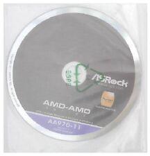 Original placa madre ASRock controlador CD DVD 970 Extreme 4 * 29 win 7 vista Windows XP