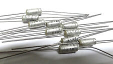 10 Philips 4700pf 4.7nf 1% 63v polystyrene 2222-428-84702 axial lead 4N7
