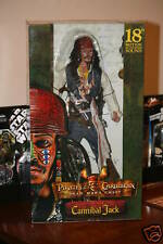 "Pirates Of The Caribbean CANNIBAL JACK  18""  Figure"