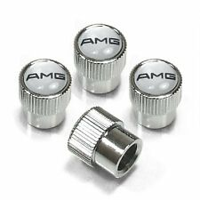 Mercedes Benz E Class Tire Valve Stem Caps - OEM ACCESSORY - Makes a GREAT Gift!