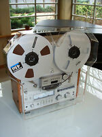 NEW DUST COVER with REEL EXTENSIONS AKAI GX series Recorders