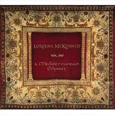 A Mediterranean Odyssey by Loreena McKennitt (CD, Oct-2009, 2 Discs, Quinlan Road)