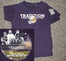 Notre Dame Fighting Irish Football 2006 The Shirt T Shirt Kids Youth Small 6-7