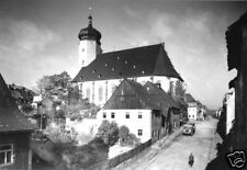 AK, Marienberg Sachs., St. Marienkirche, 1967