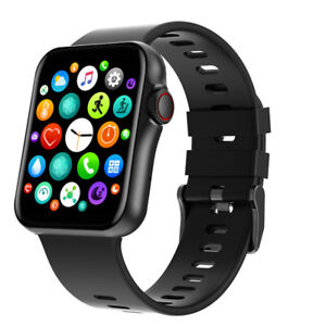 Bluetooth Call Smart Watch Heart Rate Monitor Music Player Fitness Tracker IP67