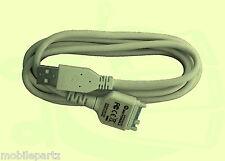 Authentique utilisé motorola téléphone mobile câble de données usb pour E1 E550 E1000 V547 V980