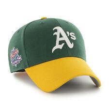 MLB Oakland Athletics A's Casquette Basecap Sureshot Monde Séries 195000687754