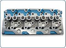 Kubota V1902 Cylinder Head Tractor Bobcat 231 New Holland L555 L553 Thomas T133