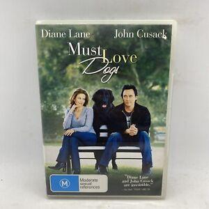 Must Love Dogs DVD Region 4 Free Postage AU Seller