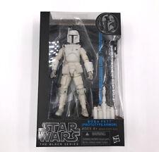 Boba Fett Prototype Armor Sin Caja Star Wars Hasbro La Serie Negra