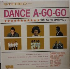 Dance a go go vol 2 33RPM w-9121  121816LLE