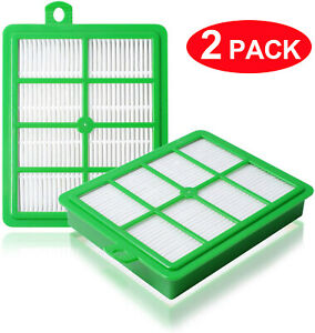 2Pcs Replacement HEPA Filter for Electrolux H12 EFH12W AEF12W FC8031 EL012W