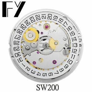 Sellita Swiss Made Mechanical Movement SW200-1