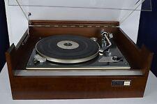 CEC Concord STP-82 Vintage Stereo Turntable BEAUTIFUL Wood Plexiglass RARE