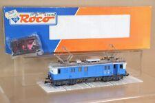 ROCO 43631 SBB CFF BLUE CLASS BR Fe 4/4 E-LOK LOCOMOTIVE 18518 MINT BOXED nu