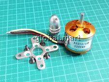M03A XXD 2212 KV2200 Brushless Outrunner Motor A2212 2200kv for RC Aircraft