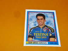 N°268 GONZALES FESTINA MERLIN GIRO D'ITALIA CICLISMO 1995 CYCLISME PANINI TOUR