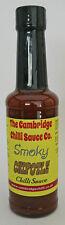 """Cambridge Chilli """"SMOKY CHIPOTLE"""" - HOT Chilli Sauce!"""