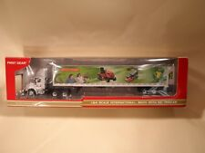 Snapper International 8600 with 53' Trailer  First Gear 69-0154 1:64