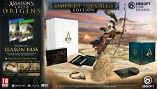 """Assassin's Creed Origins Dawn of the Creed Edition PS4 """"NEW"""" SEALED COMPLETE"""