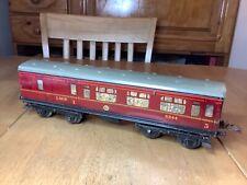 More details for hornby o gauge  no.2 lms corridor brake coach