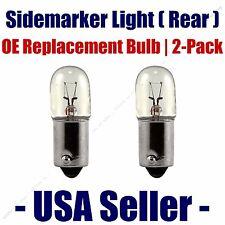 Sidemarker (Rear) Light Bulb 2pk - Fits Listed Cadillac Vehicles - 756