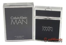 Calvin Klein Man By Calvin Klein 1.7oz/50ml Edt For Men New In Box