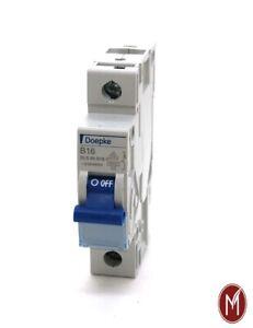 Doepke Automat B 16A DLS 6h B16-1 LS Schalter Sicherung