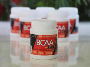 Vegan BCAA 500 Caps 50 Capsules * 6 Bottles Australian Manufacturer