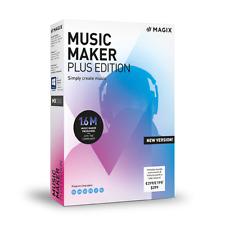 MAGIX Music Maker Plus Edition 2018: BOXED COPY