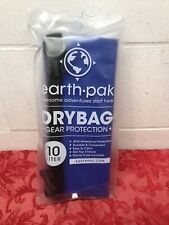 Earth Pak -Waterproof Dry Bag - Roll Top Dry Compression Sack Keeps Gear Dry