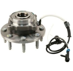 SKF Front Wheel Bearing And Hub Assembly BR931000 For Chevrolet GMC Hummer