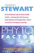 The Phyto Factor: A revolutionary way to boost overall health - reducing the ris