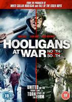 Hooligans at War - North vs South DVD 2015 Ross Boatman New Sealed Gift